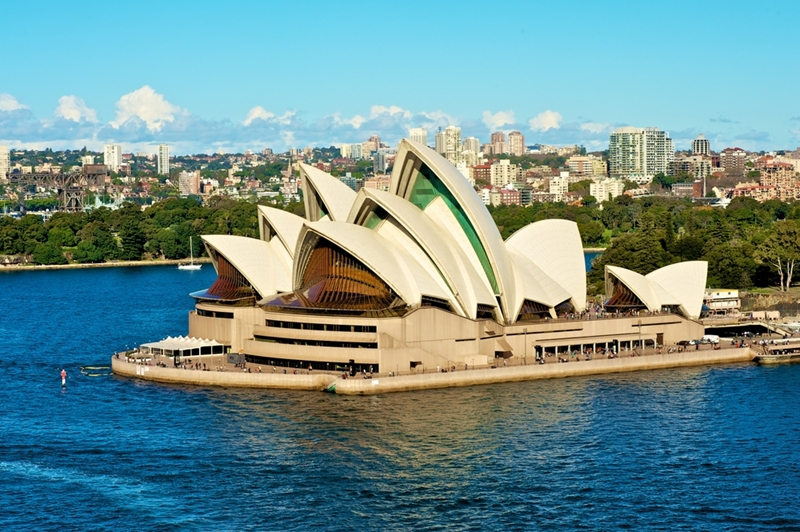 Sydney has a history of prioritizing public art as part of its urban planning.