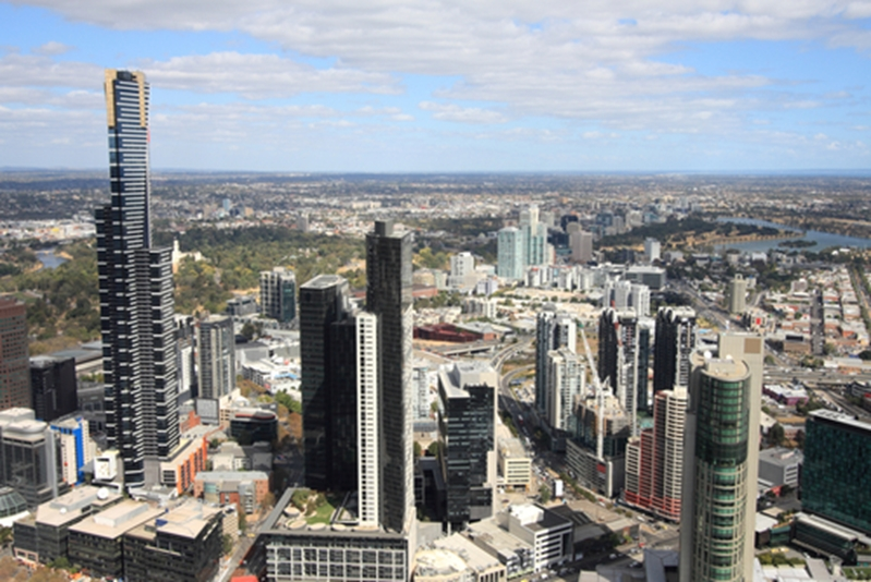 Australian skyscrapers need to reduce their reliance on air conditioning to become more green.