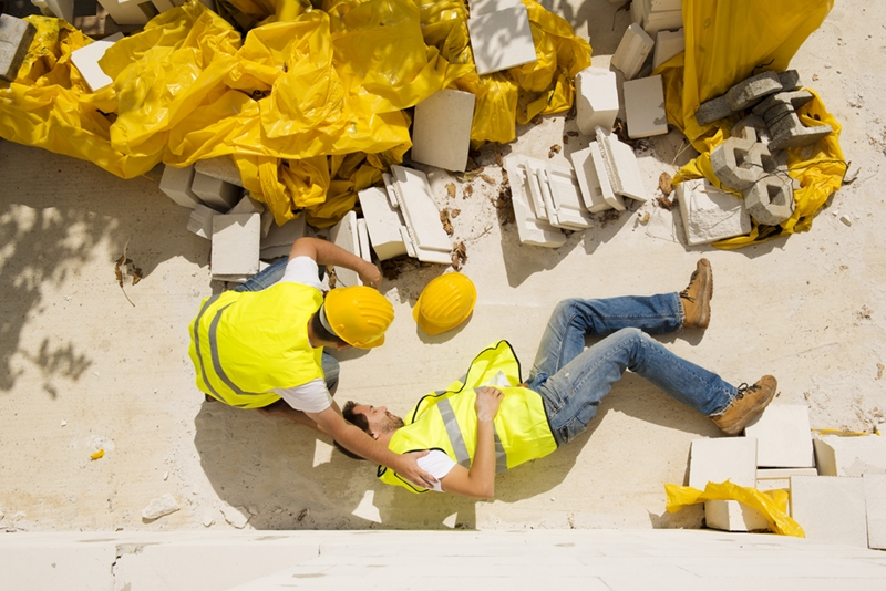 Workplace accidents can be reduced with the right safety focused products.
