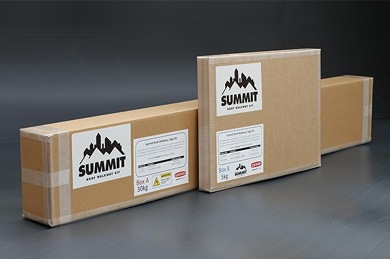 The Summit Kit contains everything you need, straight off the shelf.