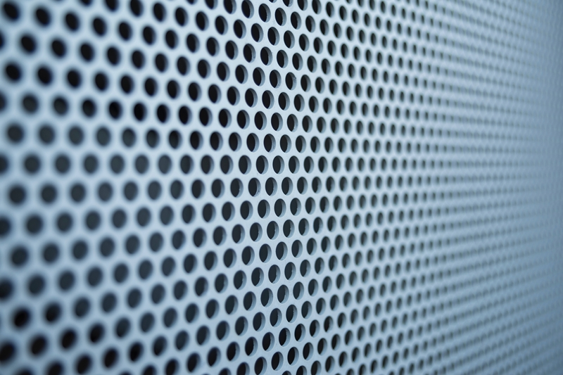 Locker Group can tailor our perforated panels to meet your architectural requirements.